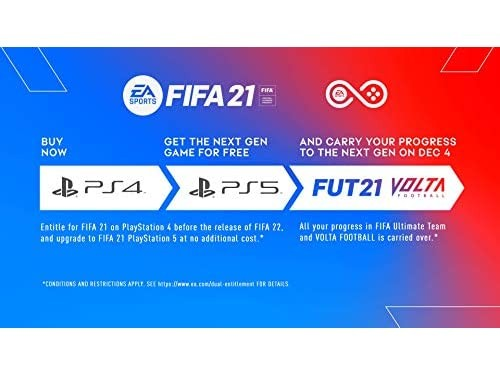 FIFA 21 PlayStation 5 y PlayStation 4