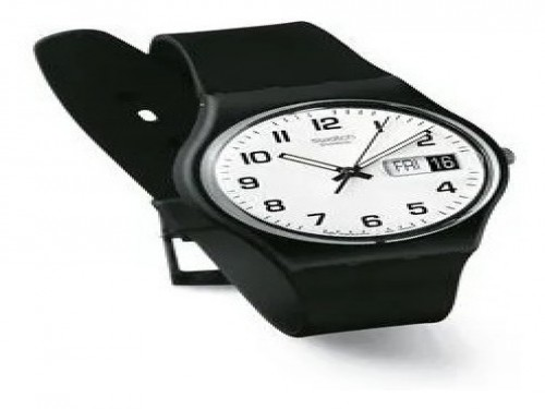 Reloj Swatch Once Again Gb743 Original 3 Atm Silicona