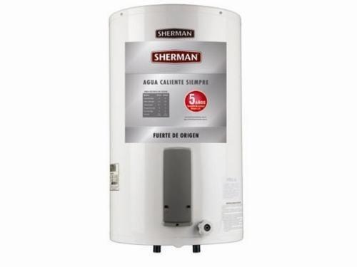 Termotanque Electrico 85 Lts Sherman de Colgar TECC085SDHK2