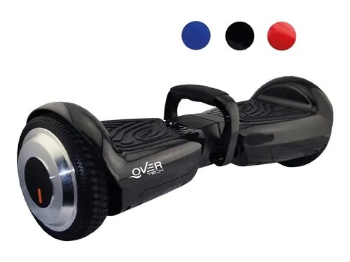 Hoverboard Electrico H10 500w 10kmh Patineta Overtech