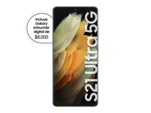 """Celular Samsung Galaxy S21 Ultra 6.8"""" 256gb + 12Gb Ram"""