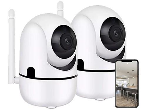 Cámara Seguridad Motorizada Ip X2un Hd Wifi 1mpx P2p 720p
