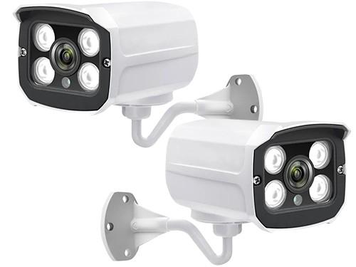 Camara Ip Exterior Seguridad X2 Inalambrica 1080 Vigilancia