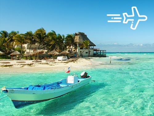 Vuelos a Cancún en Oferta