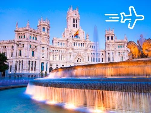Vuelos a Madrid en Oferta