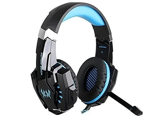 Auricular Gamer Ps4 - Pc Microfono Usb Juegos Headset