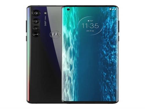 Celular Motorola Edge 128 Gb Negro