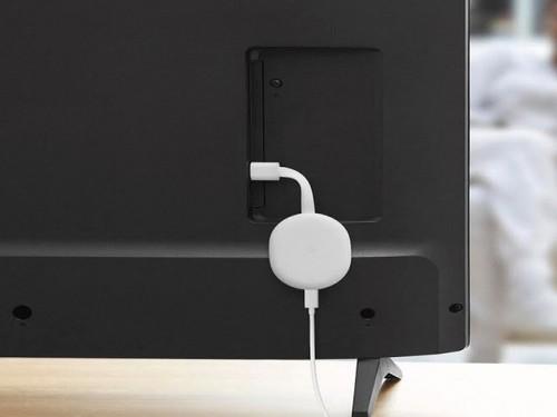 Google Chromecast 4 Con Google Tv Y Control Remoto