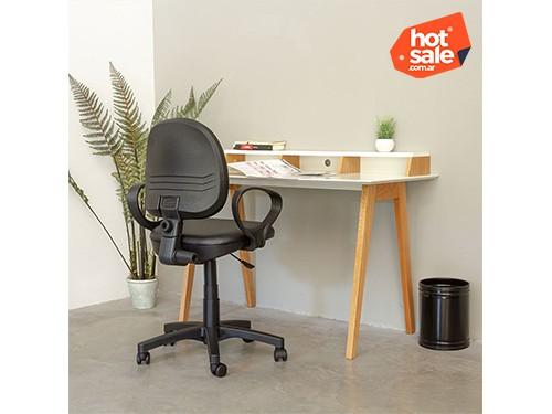 Silla de Escrtorio HANDY Regulable para Home Office QUAMO