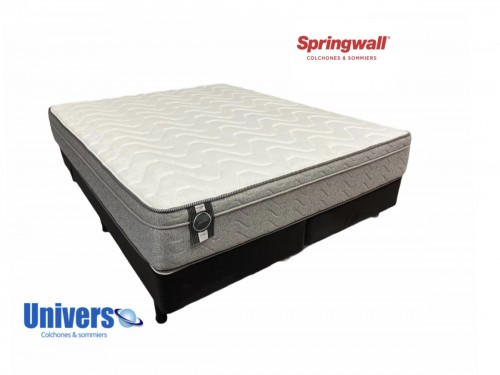 Colchon Jackie Springwall King 200x200 + Sommier