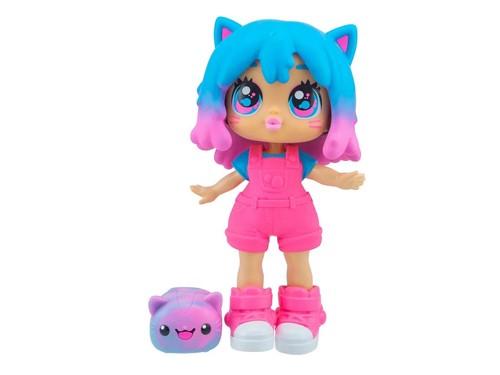 Muñeca Bubble Trouble Bubblegum Kitty