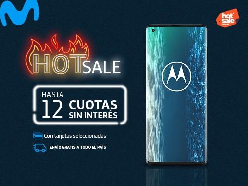 Celular Motorola Edge - Liberado