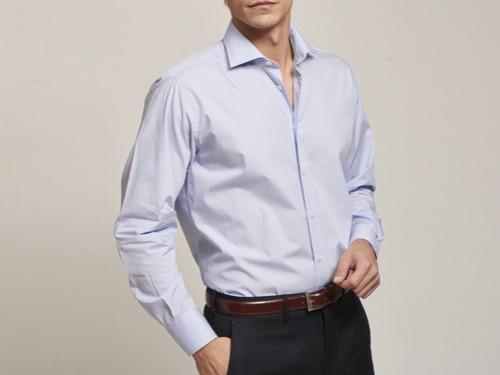 Camisa Vestir. Hombre. Modelo Alcron. Giesso