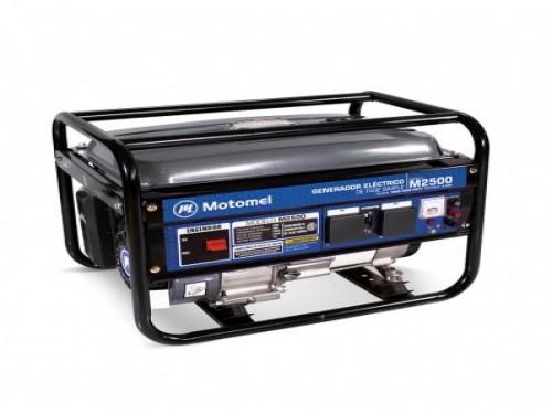 Generador monocilíndrico Motomel M2500 4T Máx 2200W 220W