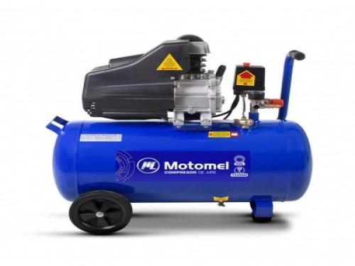 Compresor Motomel MCA50 50L 2Hp 1500W 8 Bar Monofásico
