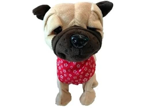 Mascota Puppy Dog Perro Interactivo Ditoys Mueve C/sonidos