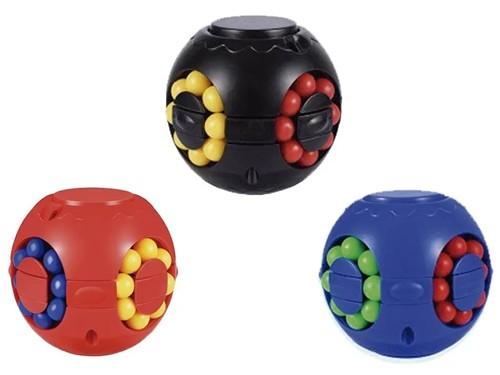 Puzzle Ball Juego Ditoys Habilidad Ingenio Esfera Colores