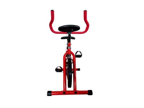 Bicicleta Fija Ironmax Get Belly Roja