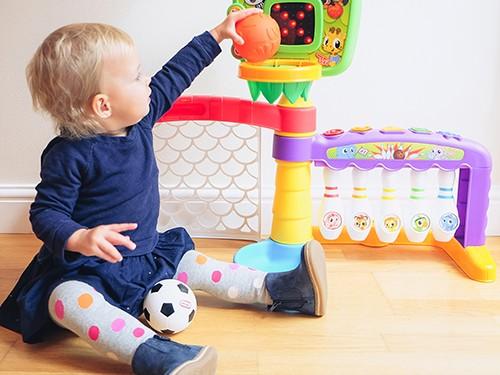 Sport Zone 3 en 1 Primera Infancia Little Tikes