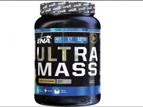 Sumplemento proteico Ultra Mass (1.5 Kg) ENA SPORT