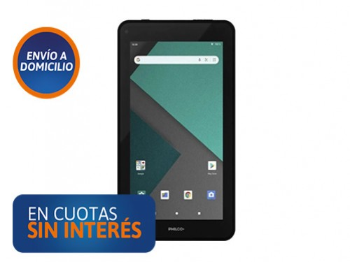 "Tablet Philco TP7A6 7"" 1-16GB"