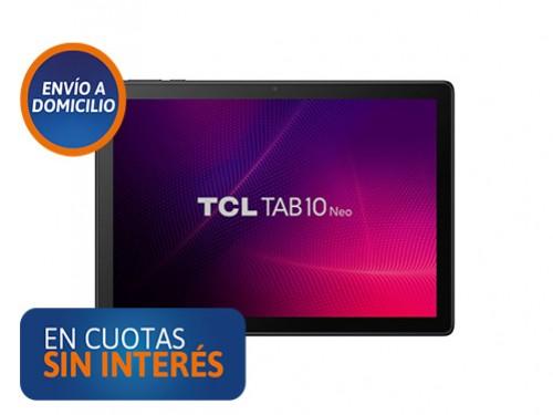 Tablet TCL TAB10 Neo 2-32GB Negra