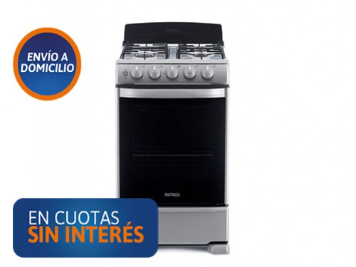 Cocina Patrick 55 cm Luz/Enc Ix CP6855I