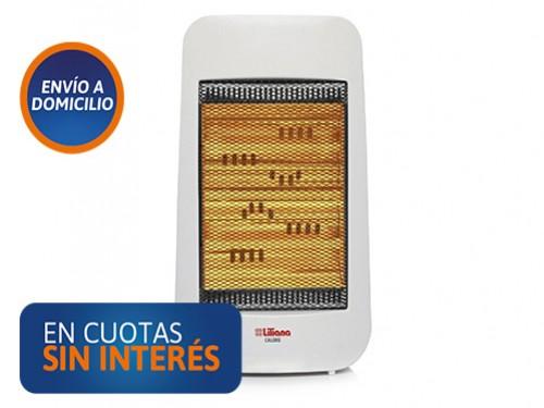Calefactor Liliana Fijo 1400w CI080