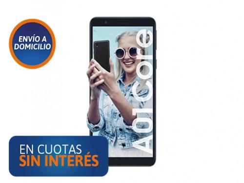 Celular Samsung A01 Core 1/16 Azul