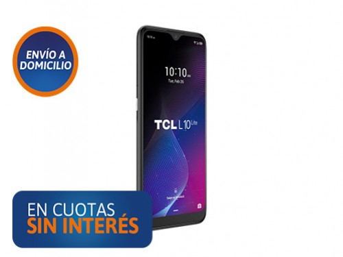 "Celular TCL L10 Lite 6.22"" 2/32GB 13MP"