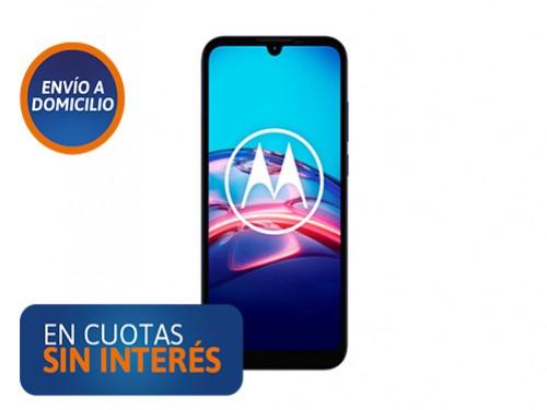Celular Motorola E6S 2/32 Gris