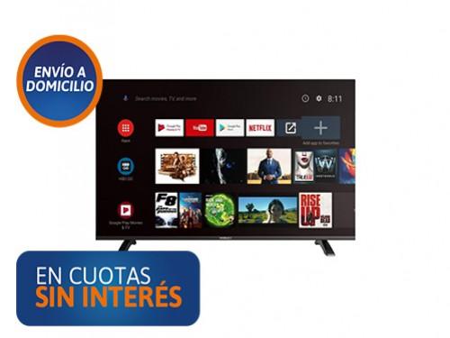 "Smart Tv 50"" Noblex DM50X7550 4K"