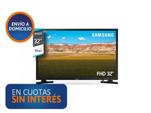 "Smart Tv 32"" Samsung 32T4300A HD"