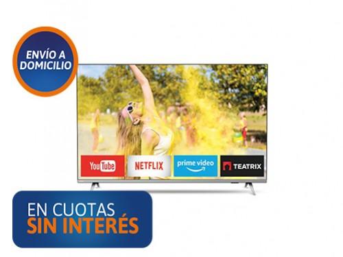 """Smart Tv 50"""" Philips 50PUD6654 4K"""