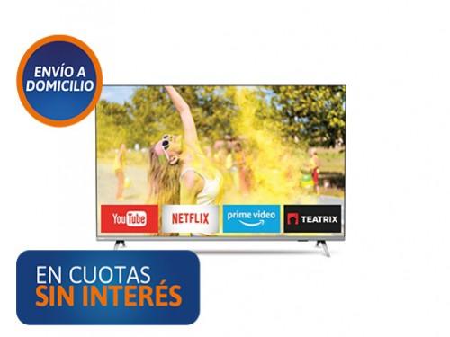"""Smart Tv 55"""" Philips 55PUD6654 4K"""