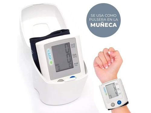 Tensiometro Digital De Muñeca Aspen Automatico Garantia