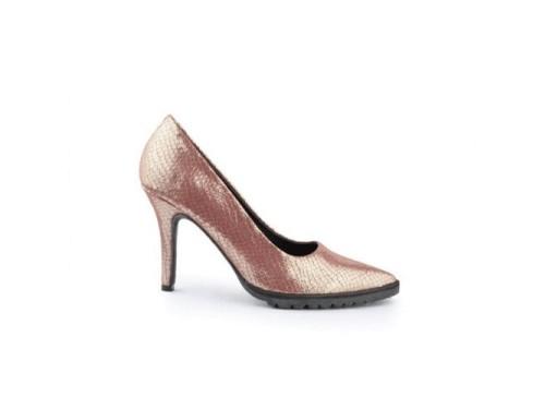 Zapatos De Mujer De Cuero FERRARO