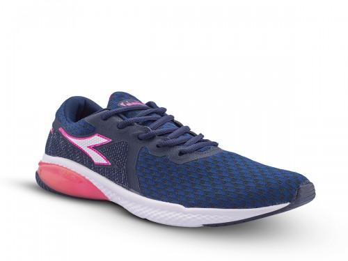 Zapatilla de mujer Diadora Zephyr Navy/Pink