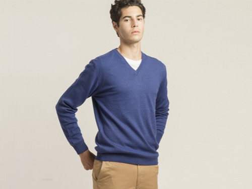 Sweater de hombre. Modelo Beckham. Giesso