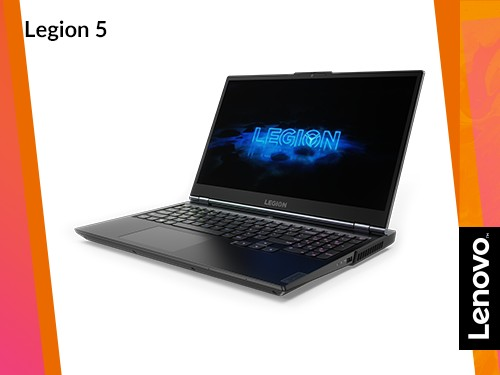 "Laptop Lenovo i7 16gb 128GB SSD + 1TB HDD Legion 5 15.6"" FHD Black"