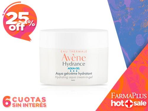 Avene Hydrance Aqua - Gel Cream 3 en 1  50 ML