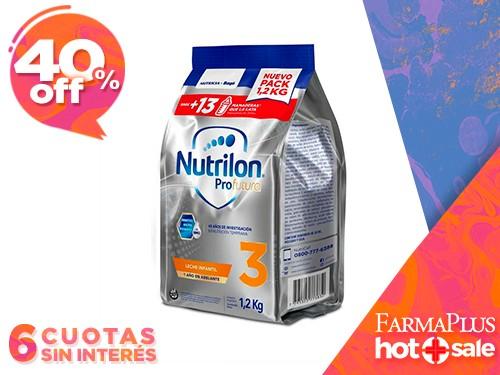 Nutrilon Profutura 3 Pouch Leche Infantil en Polvo 1,2 kg