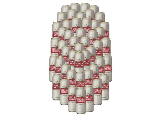 Pack 48 Cervezas Stella Artois