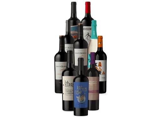 Pack 10 Vinos Selección de Varietales
