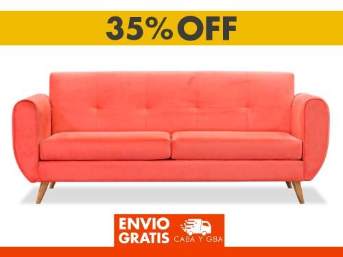 Sofa New Lemans - Vintage - Sandia