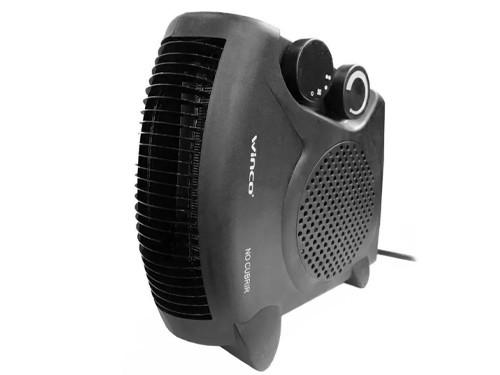 Caloventor Calefactor Winco Estufa Electrica Termostato Luz 2000w