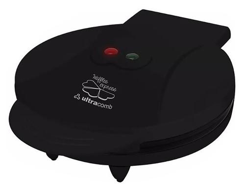 Waflera Ultracomb 850w Wafles Corazon Antiadh Teflon Receta wm-2900