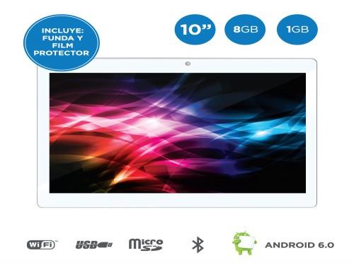 """Tablet 10"""" 16gb/2gb Android 8  eNova"""