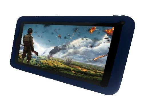 """Tablet 7"""" 8gb/1gb Android 8 con funda Azul eNova"""