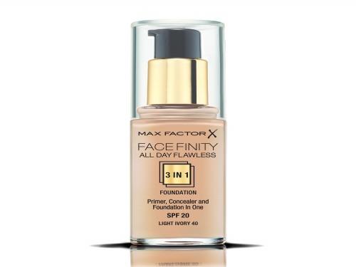 Base Líquida de Maquillaje Max Factor FaceFinity x 30 ml